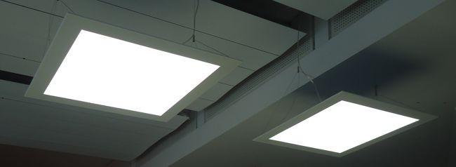 LED Arbeitsplatzleuchte - Bürobeleuchtung Microsoft München
