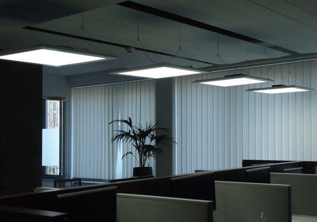 Arbeitsplatzbeleuchtung Microsoft München