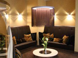 Lounge Deckenleuchte LED-Lichtobjekt